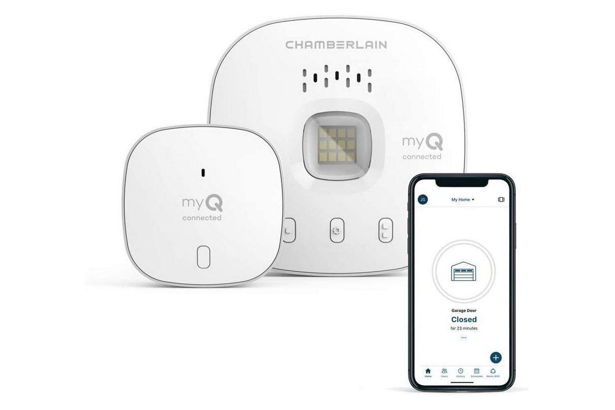 Chamberlain myQ Smart Garage Hub (model MYQ-G0401) review: A modest upgrade to an essential gadget thumbnail