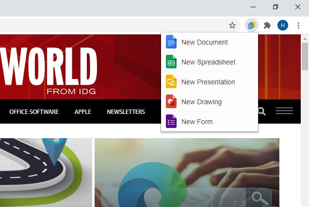 Chrome extensions are gdrive google docs that are quickly created