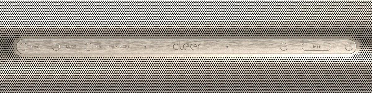 cleer crescent controls