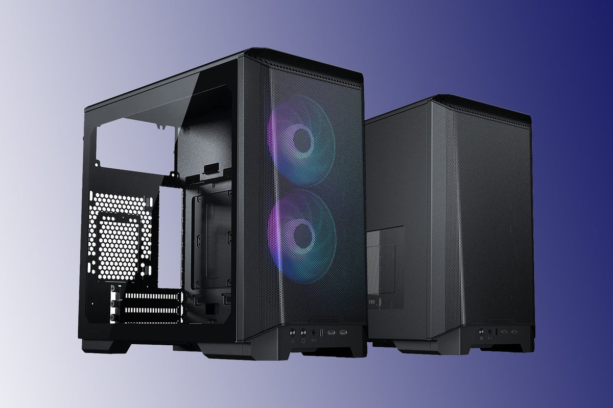 <p>Phanteks goes Miniature with its Eclipse P200A ITX Instance thumbnail