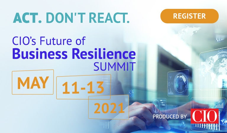 Future of business resilience summit