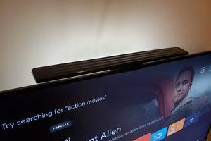 GE Enlighten HD Antenna with Bias LED Lighting