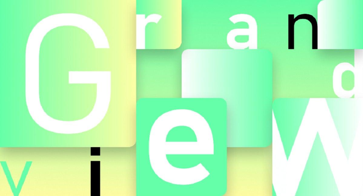 microsoft font grandview