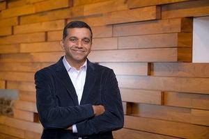 Manoj Leelanivas, executive vice president and chief product officer at Juniper