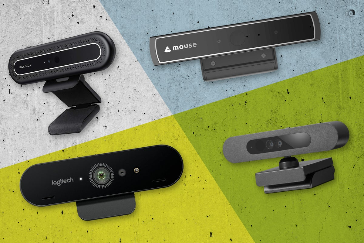 4 Windows Hello webcams you can buy right now