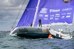 Pip Hare reflects on 95 days solo sailing… and staying hyperconnected