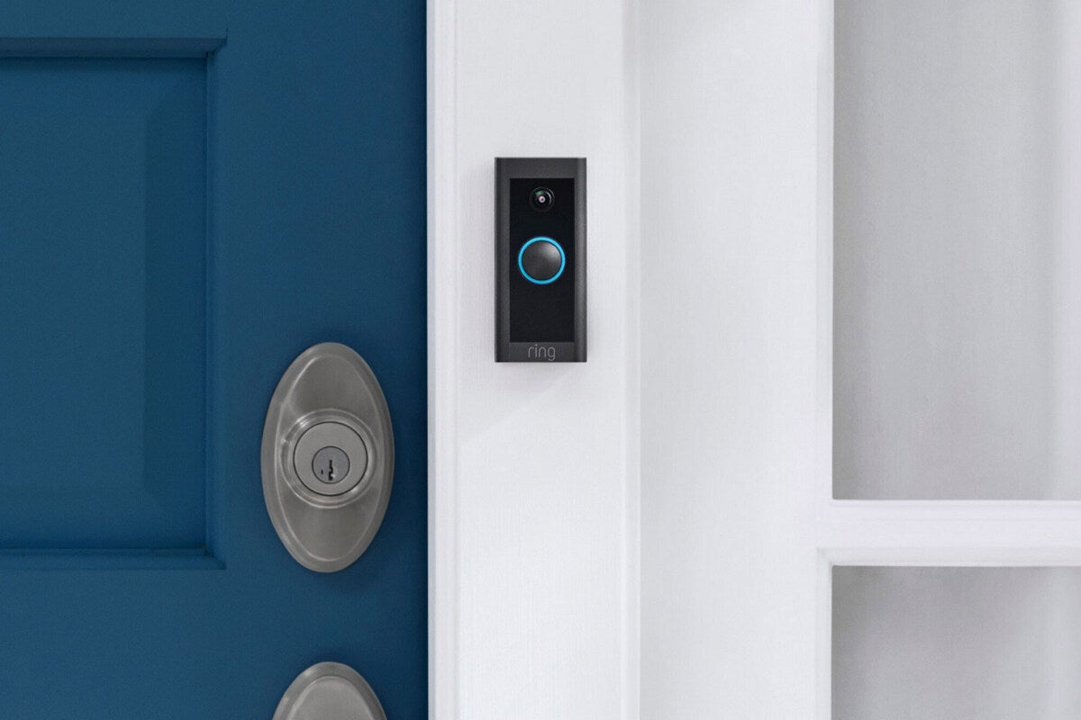 ring video doorbell wired primary