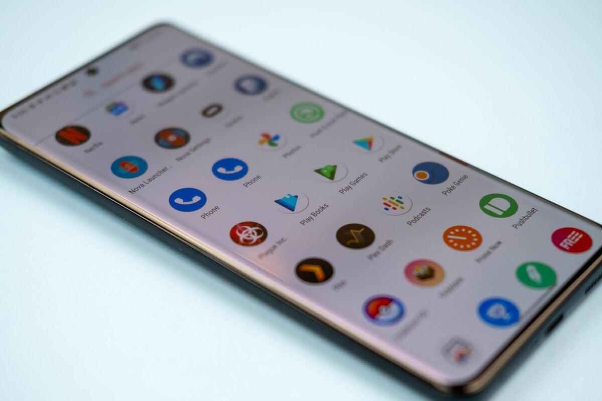 نمادهای Google Pixel