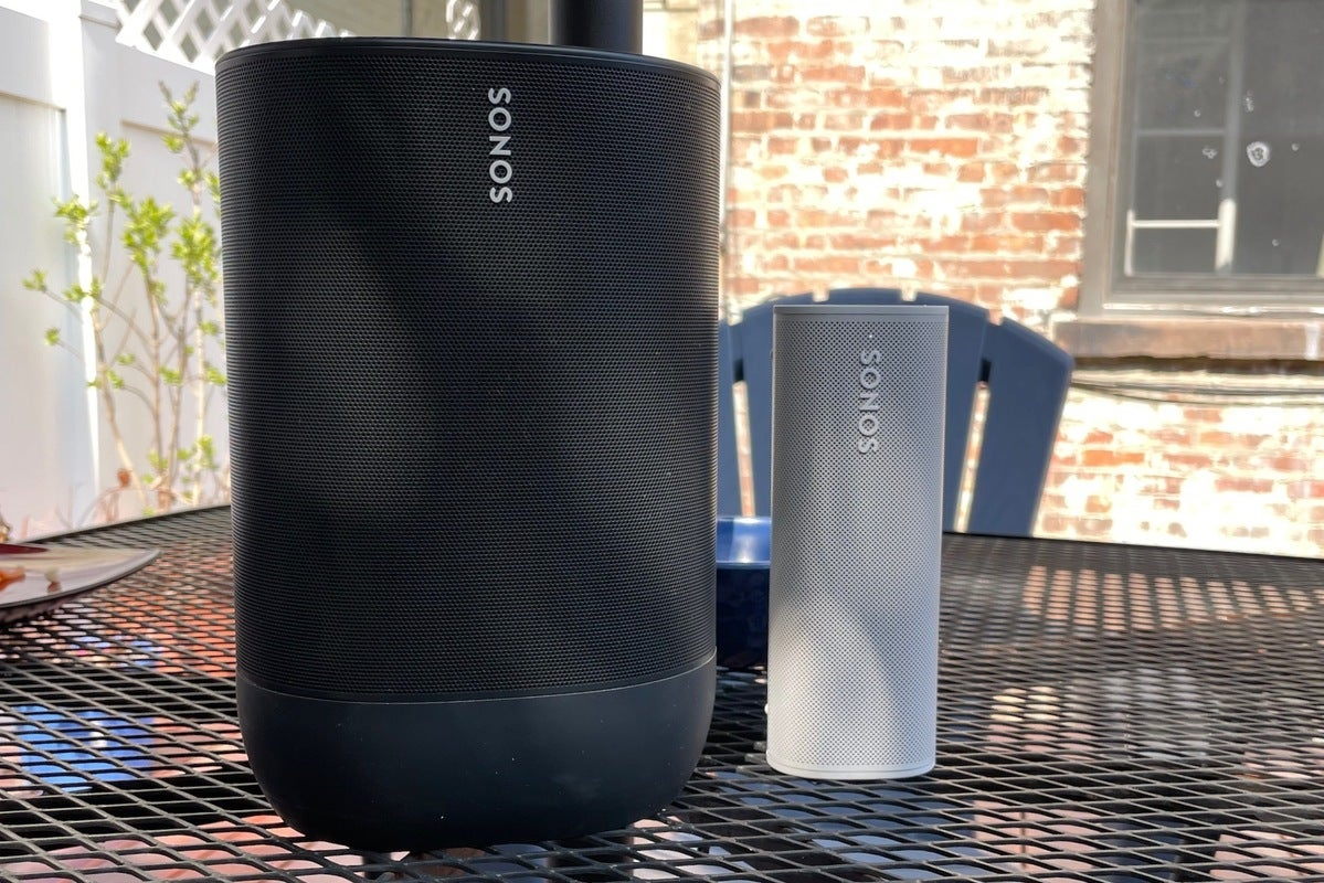 sonos move with sonos roam 100883555 large - Sonos Roam review: Take the exceptional Sonos sound anywhere
