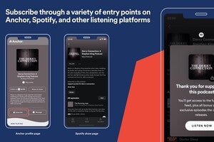 spotify paid podcast subscription