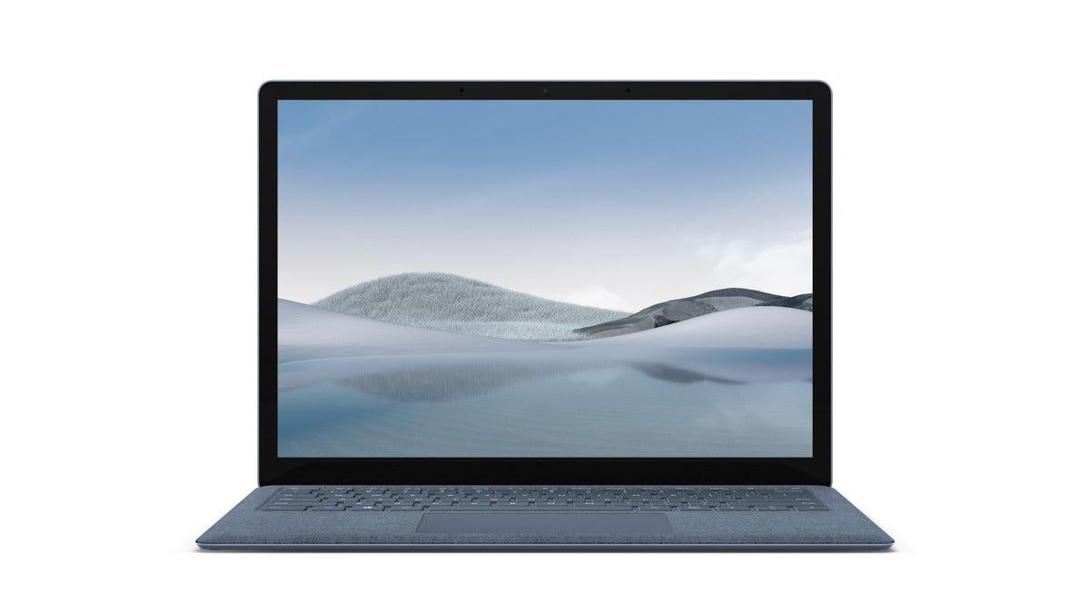 اندازه لپ تاپ سطح 4 مایکروسافت است