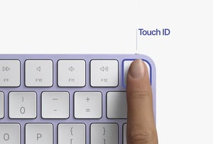 touchid for the imac