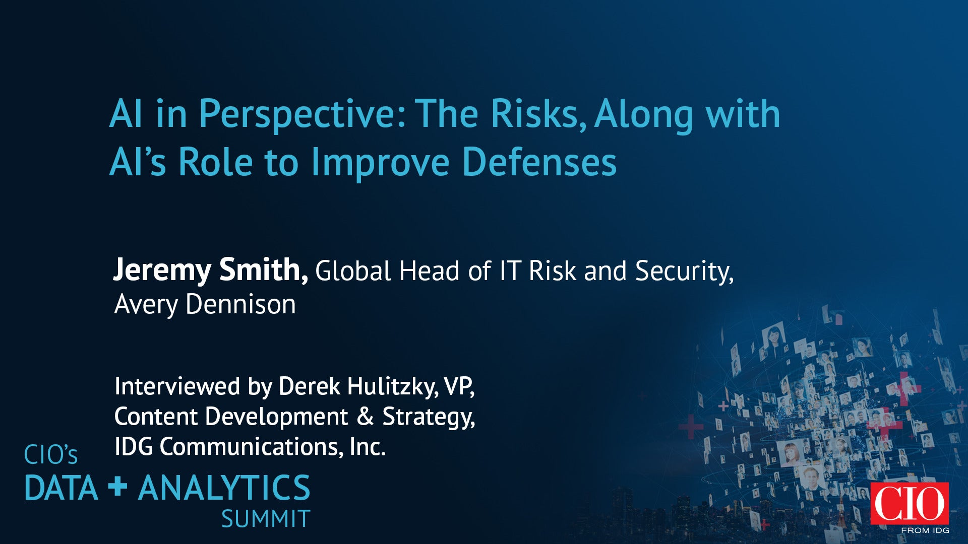 AI in perspective: The risks, along with AI's role to improve defenses