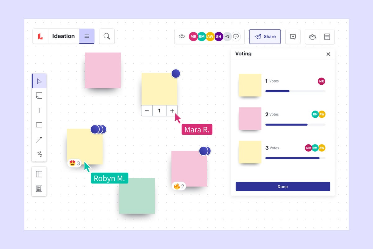 Next-gen digital whiteboards: 7 shared canvas apps for visual collaboration