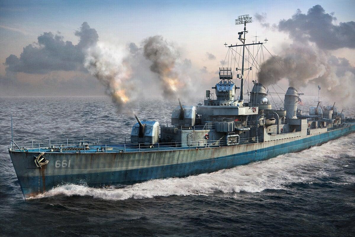 <p>No joke: World of Warships Simply added Leroy Jenkins as a playable character thumbnail