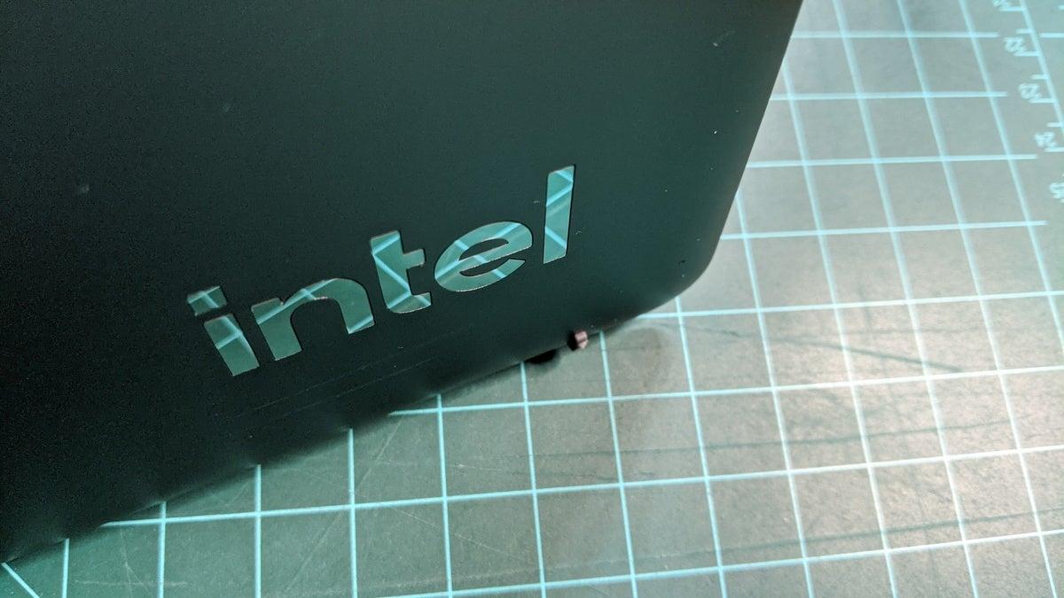 Intel Tiger Lake H Laptop