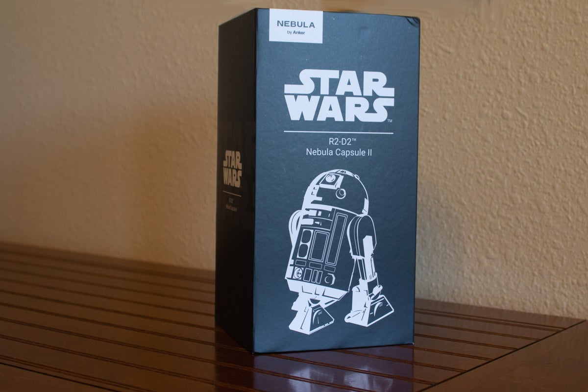Anker Nebula Capsule II R2-D2 Limited Edition review