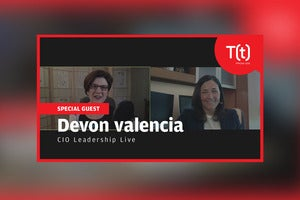 Podcast: CIO Leadership Live with Devon Valencia, CIO of CareSource