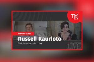 Podcast: CIO Leadership Live with Russell Kaurloto, VP and CIO at Clemson University