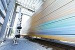 AI at the Edge Keeps Trains on Track