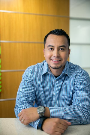 Edwin Flores, IT infrastructure manager, Alliance Data Systems