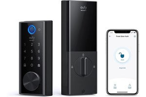 Save $30 on Eufy's fingerprint-scanning smart lock