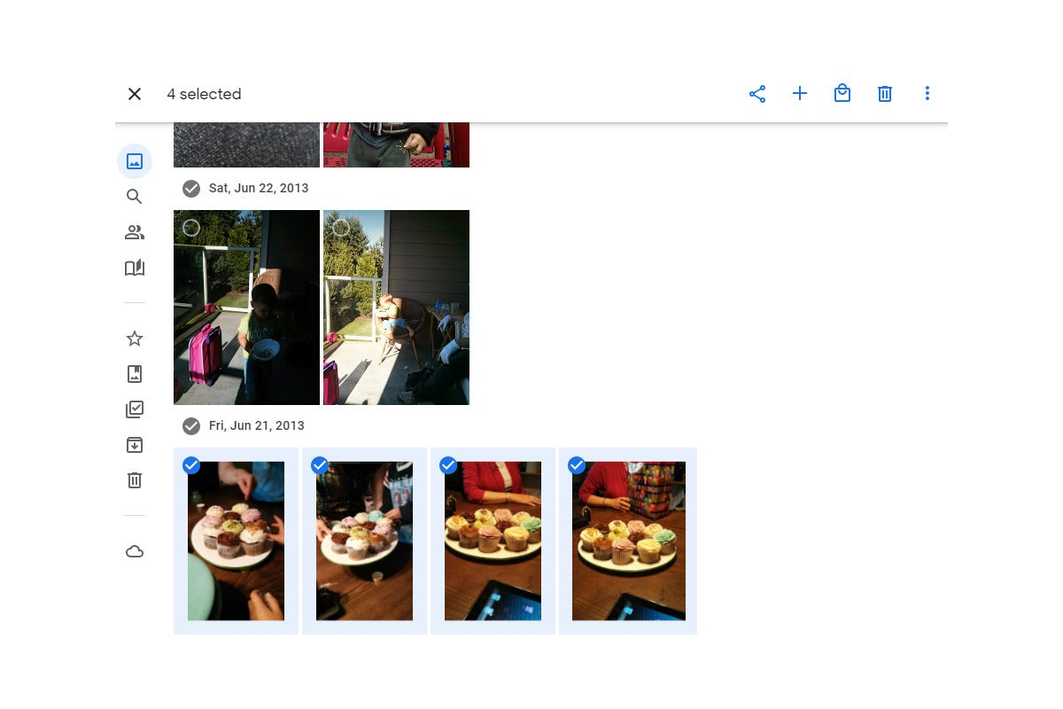 googlephotosselection