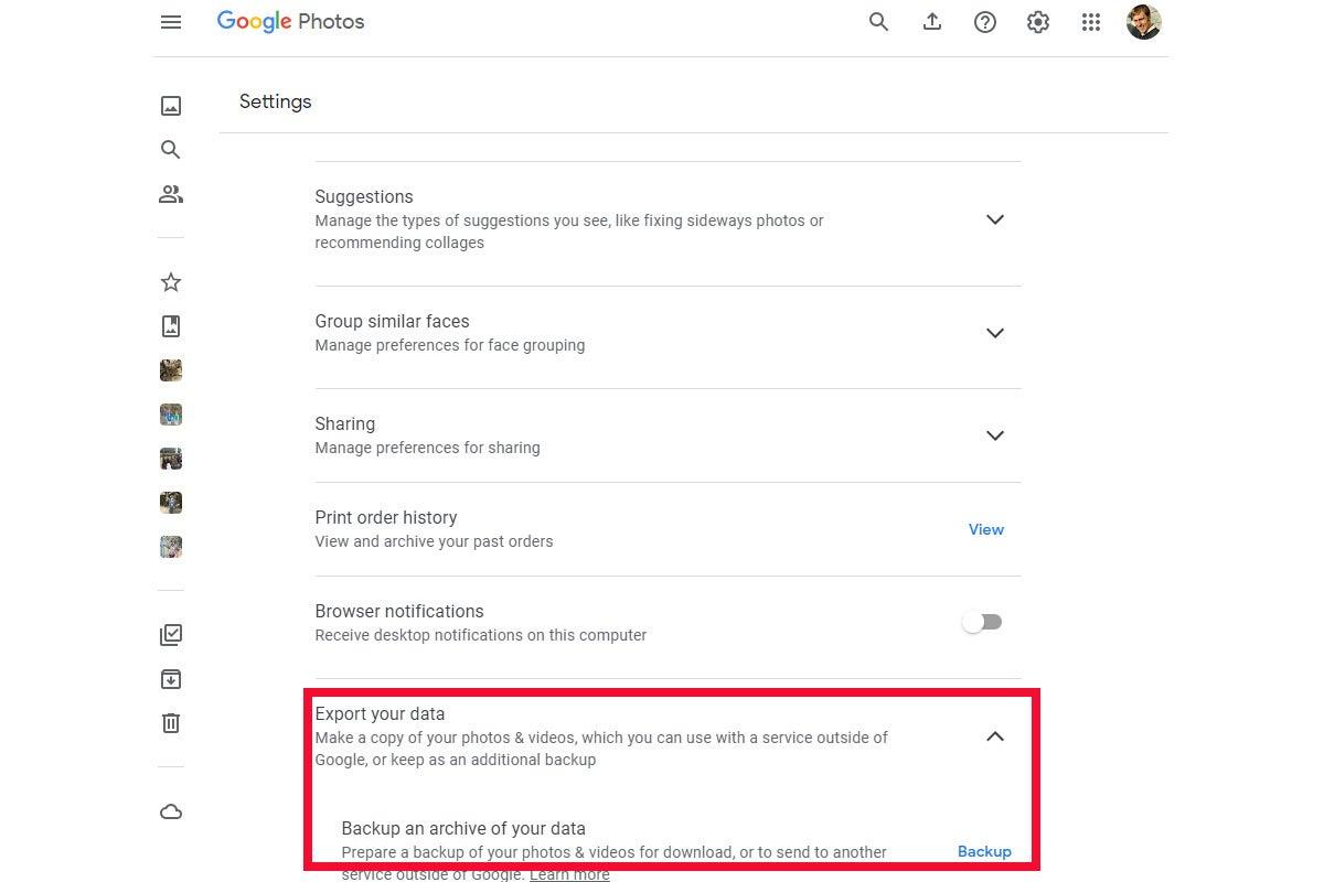 googlephotossettings