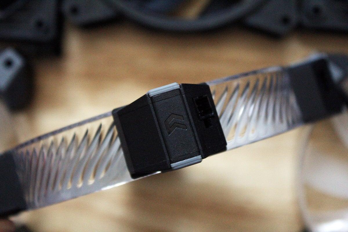 directional arrow on case fan