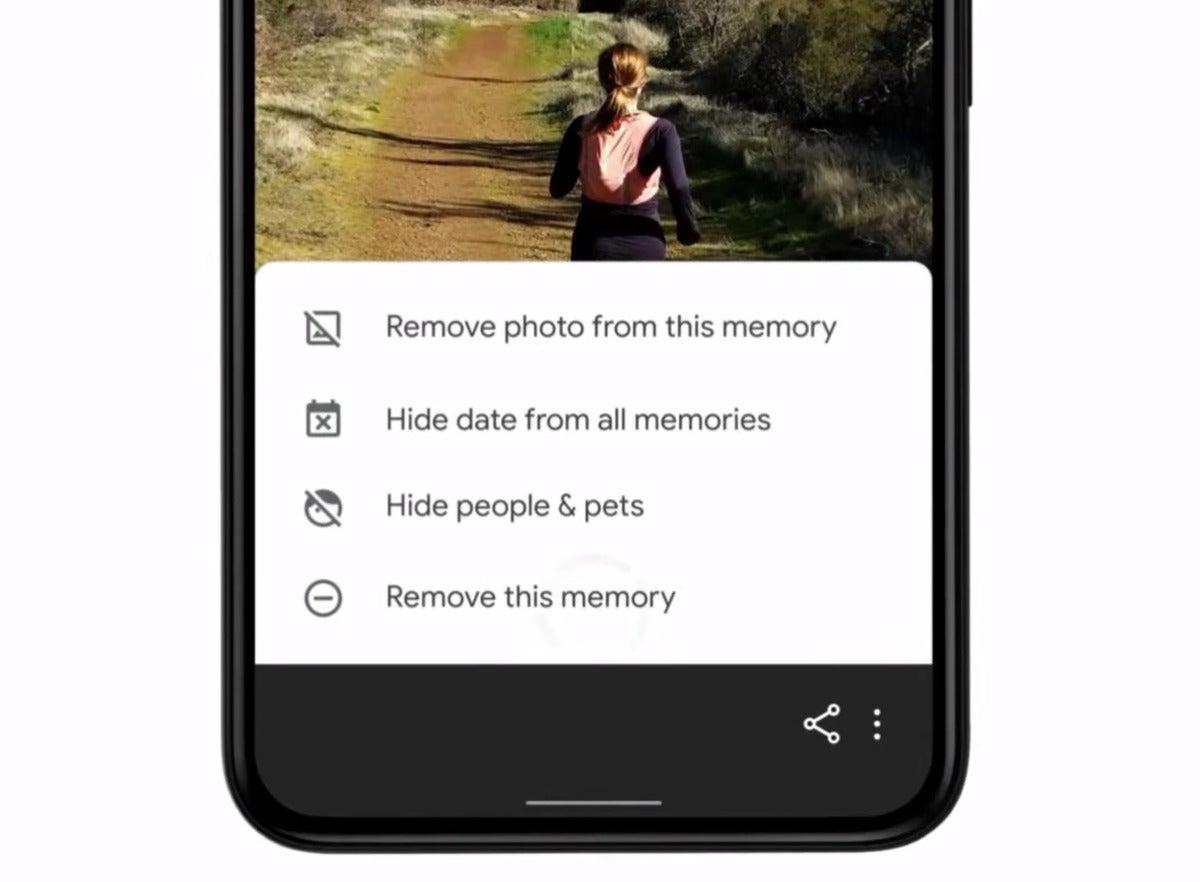 google io remove memory