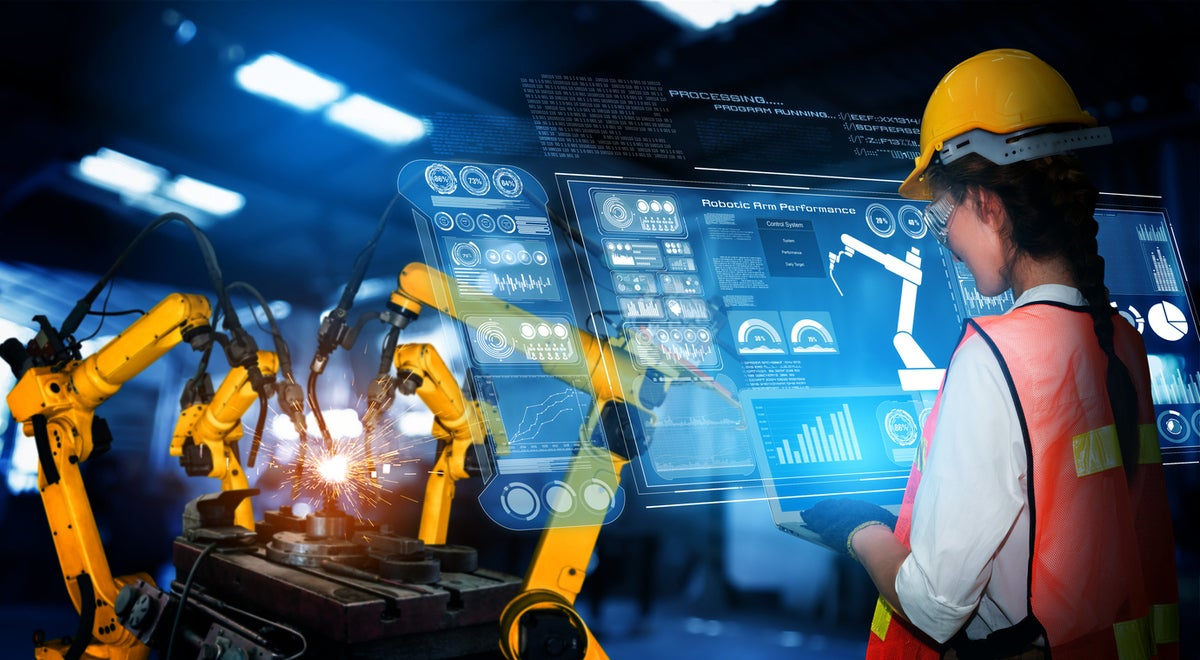 BrandPost: 'Intelligent Industries' to Meet the Demands of a New Reality