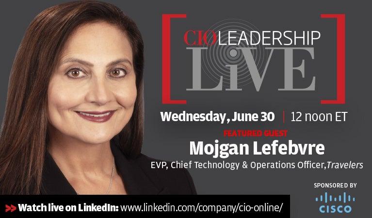 CIO Leadership Live, June 30