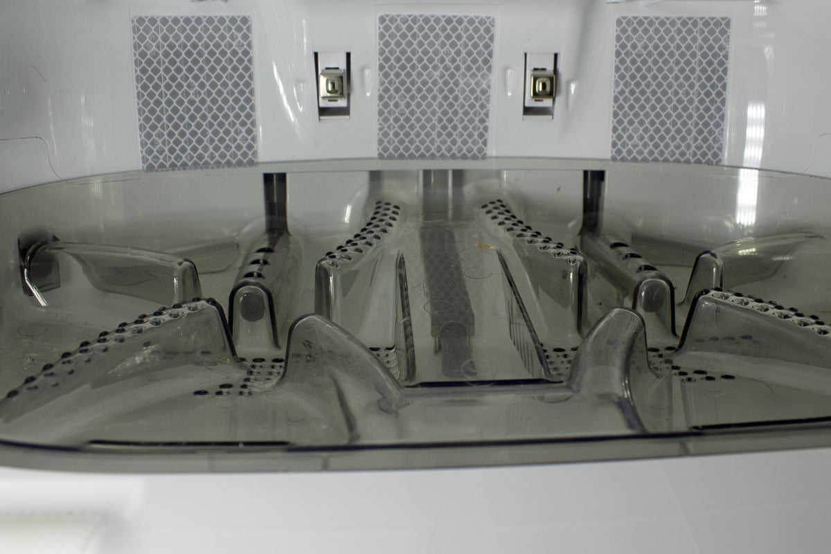 narwal mop cleaning tray