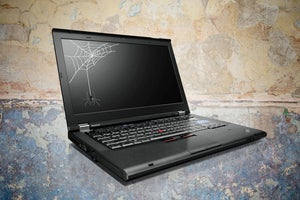 pcw old laptop