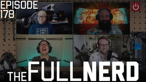 the full nerd thumbnail from live show