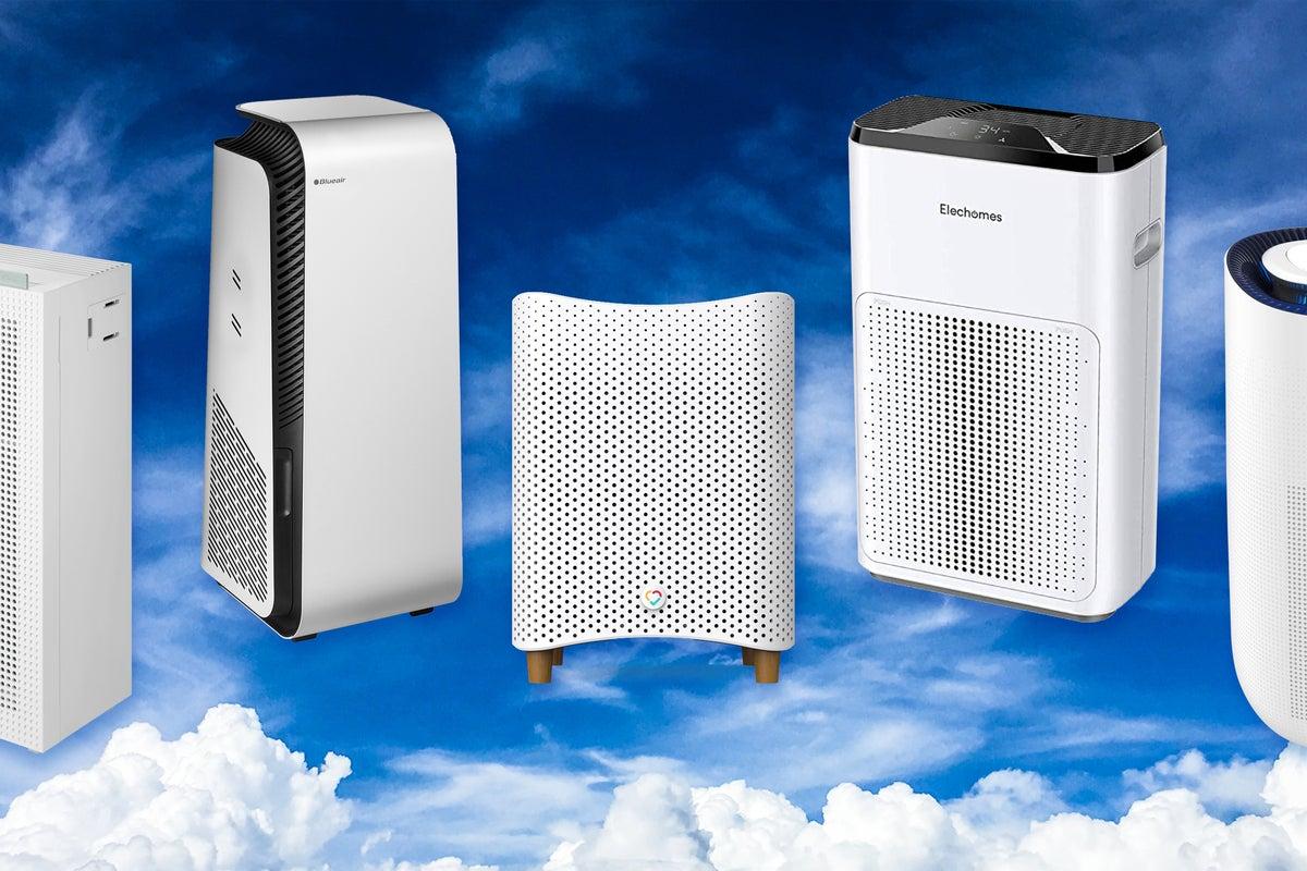 air purifier roundup