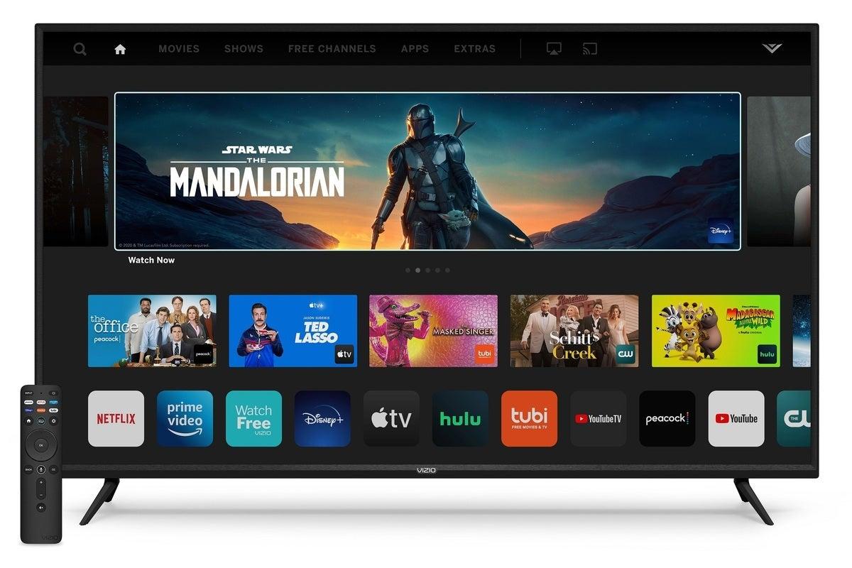 v5 smartcast e remoto