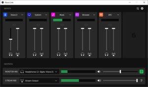Elgato Wavelink screenshot