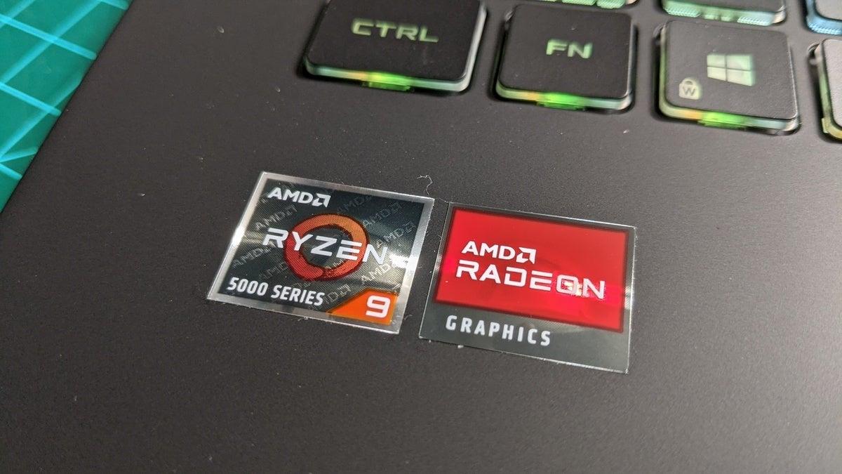 Asus ROG Strix G15 Advantage Edition
