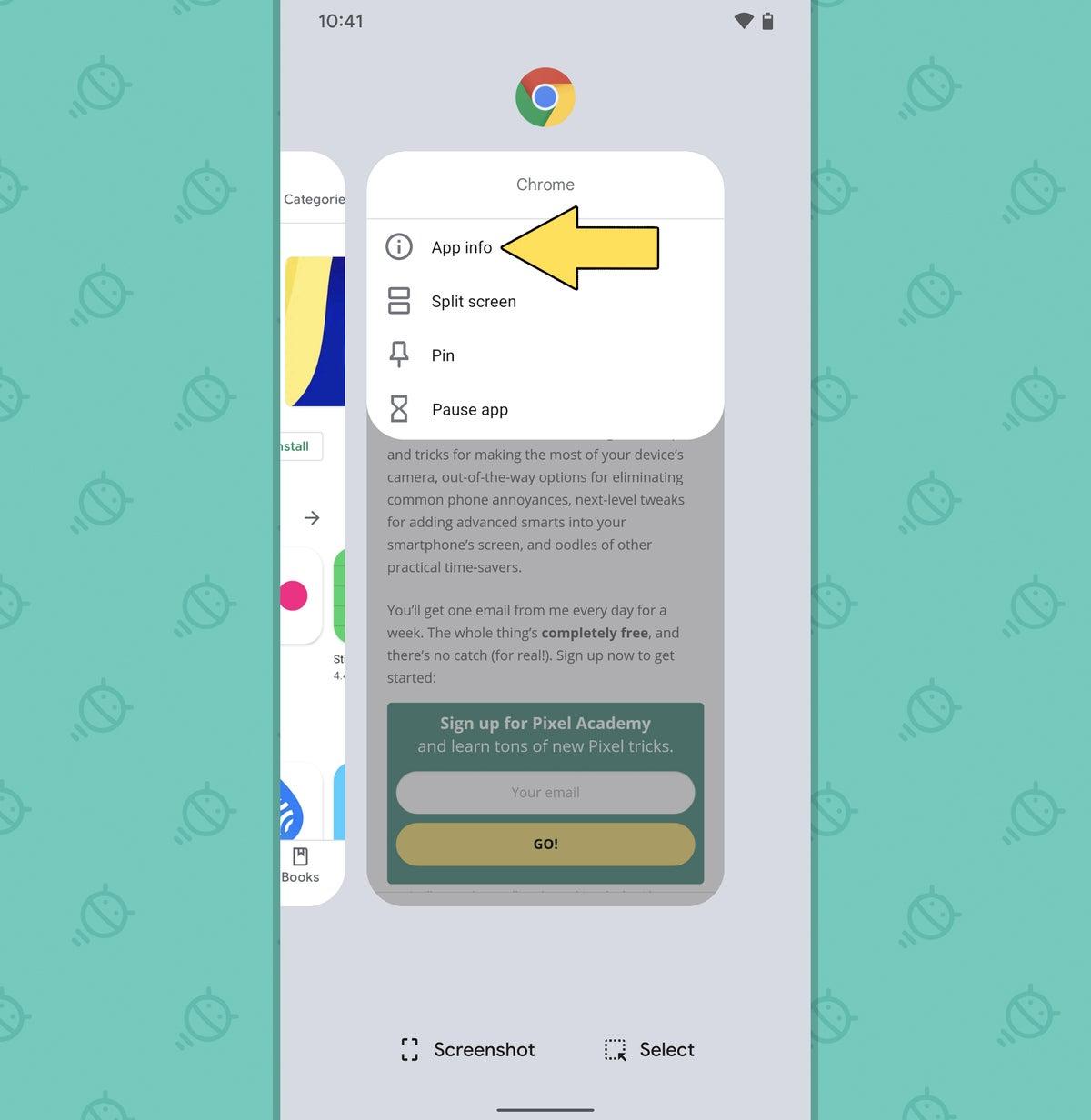 Funciones de Pixel: información general de la aplicación
