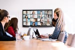 Zoom talks up a video-centric workplace