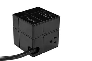 accell power cube cube form