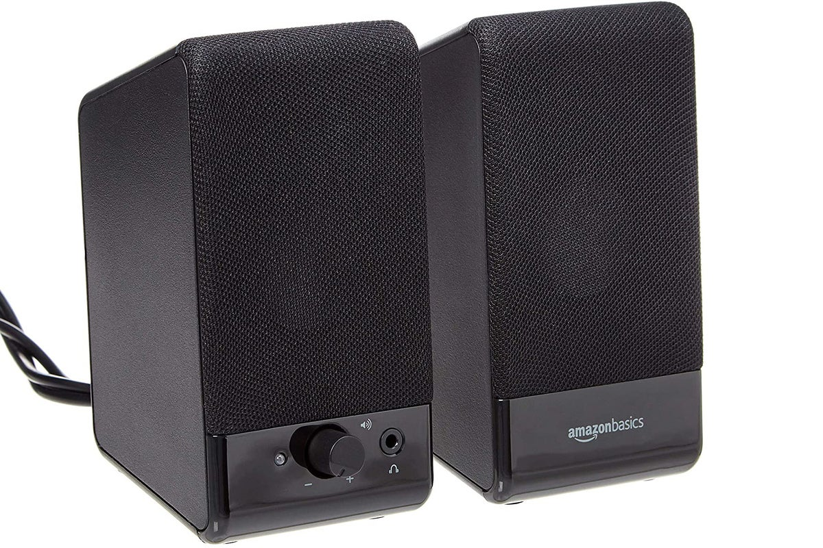 Amazon Basics Computer Speakers (USB-powered) review: This cheap set fits the budget stereotype