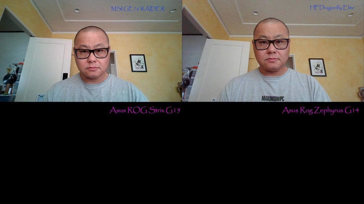asus super thin webcam technology