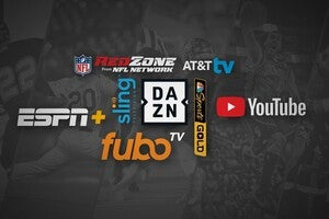 best sports streaming