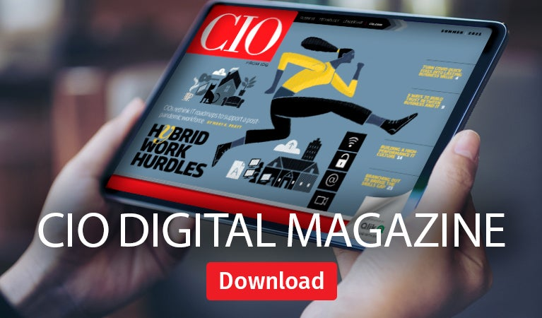 Spring 2021: State of the CIO