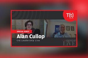 Podcast: CIO Leadership Live with Alan Cullop, SVP & CIO, DaVita