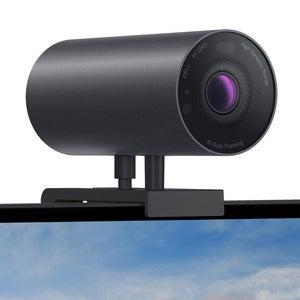 dell ultrasharp webcam mounted on monitor 2