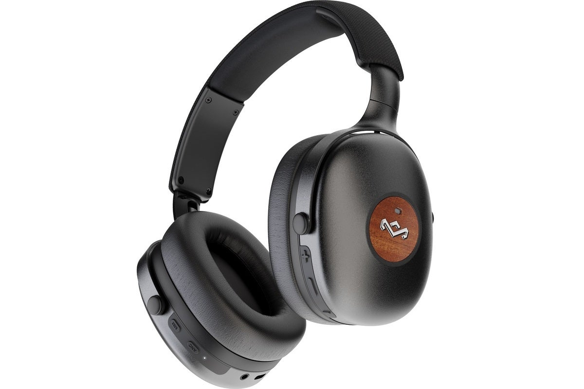 House of Marley Positive Vibration XL ANC headphone review
