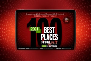 Download: Discover 2021's Best Places to Work in IT